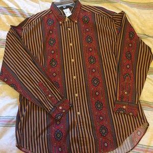 Vtg Tommy Hilfiger Buttondown Longsleeve Shirt
